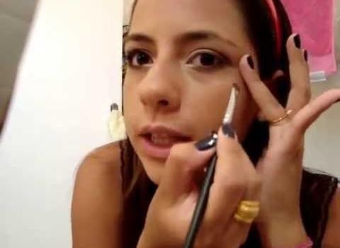 Tutorial de Maquiagem inspirada na Blair de Gossip Girl