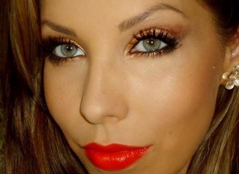 Tutorial de Maquiagem Inspirada no Oscar 2012