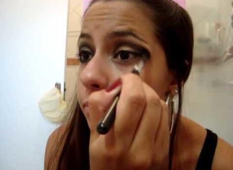Tutorial de Maquiagem Inspirada na Maíra Cardi do BB9