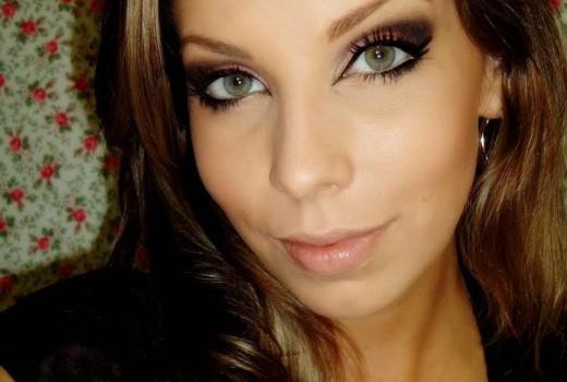 Tutorial de Maquiagem Inspirada na Paula Fernandes