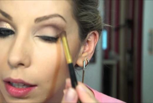 Tutorial de Maquiagem Inspirada no Outubro Rosa