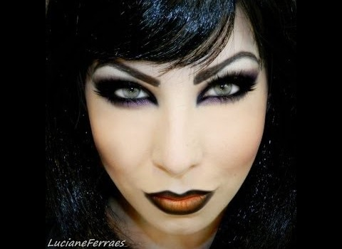 Tutorial de Maquiagem para Halloween