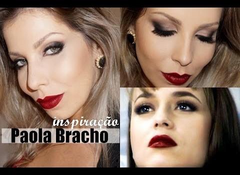 Tutorial de Maquiagem para Noite Inspirada na Paola Bracho