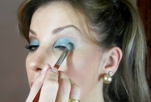 Tutorial de Maquiagem Suave para Outono
