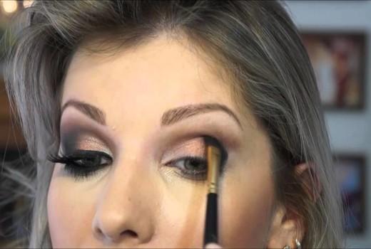 Tutorial para Maquiagem de Festa
