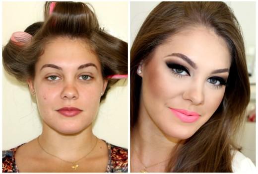 Tutorial passo a passo para Maquiagem Clássica