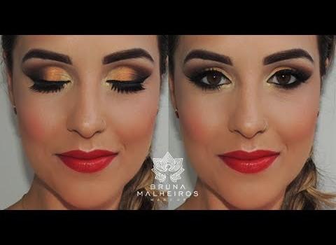 Último vídeo do ANO: Maquiagem Reveillon 2014