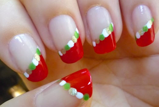 Unhas Decoradas Natal – Nail Art