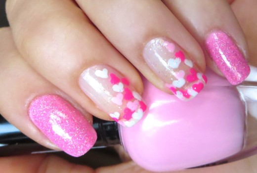 Unhas Decoradas Valentines – Nail Art