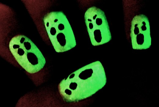 Unhas Halloween – Nail Art