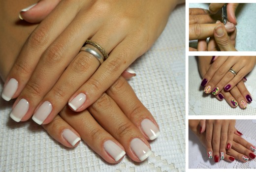 Manicure e Unhas Decoradas Manual Bela e Simples Curso Trailer