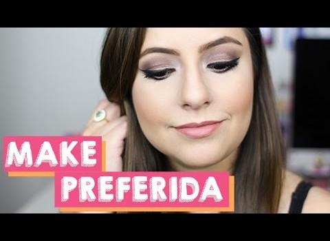 Saiba qual é a maquiagem preferida do momento da Priscila Paes