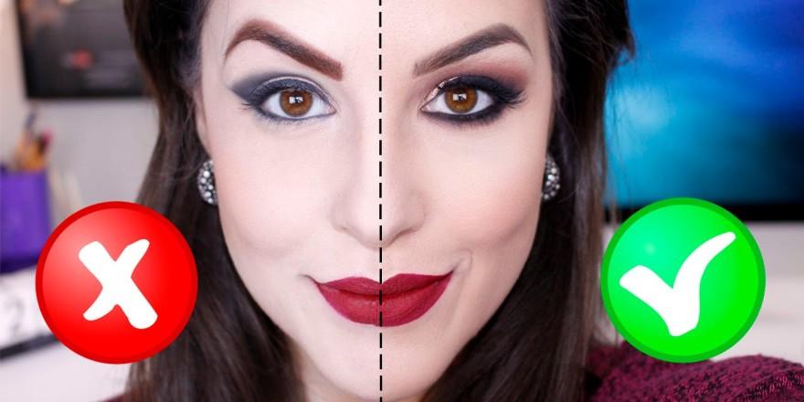 Erros e Acertos na Maquiagem – Meus piores erros por Bruna Malheiros