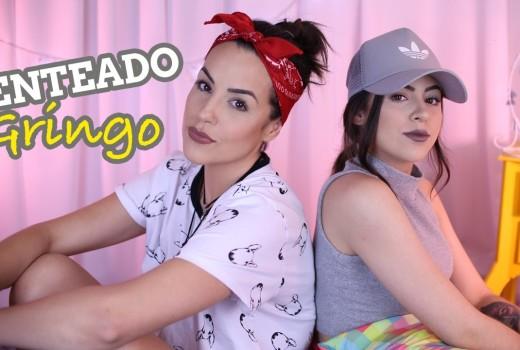 UM penteado, DUAS versões Gringolísticas com Amanda Pontes