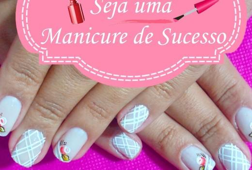 Manicure e Unhas Decoradas Curso Manual Bela e Simples