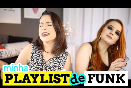Minha Playlist de FUNK – com Nayara Rattacasso