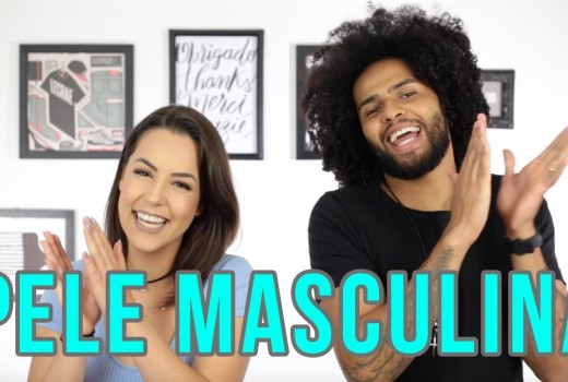 Maquiagem para Pele Masculina Negra com Jefferson Soares