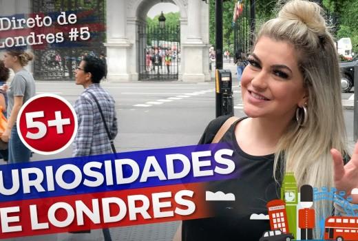 5+ COISAS DIFERENTES DE LONDRES POR ALICE SALAZAR