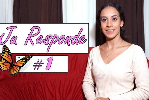 Ju Responde #1 Manual Bela e Simples
