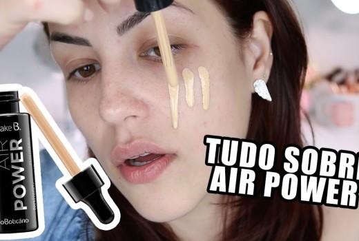 O QUE REALMENTE ACHO SOBRE A BASE AIR POWER – É TUDO ISSO MESMO? #VaiOuRacha