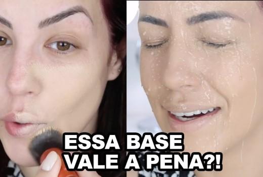 #VaiOuRacha   NOVA BASE SKIN PERFECTION EUDORA CUMPRE O QUE PROMETE?!
