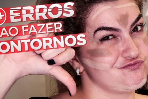 5+  ERROS AO APLICAR CONTORNOS | ALICE SALAZAR