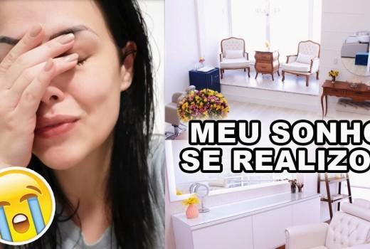 O GRANDE DIA DE 2017 CHEGOU | MEU MAIOR SONHO DO ANO SE REALIZOU!!!
