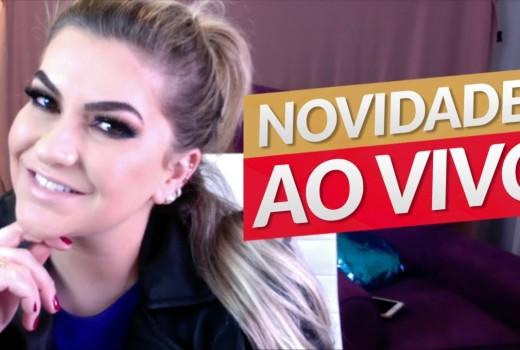 LIVE: NOVIDADES AO VIVO COM ALICE SALAZAR