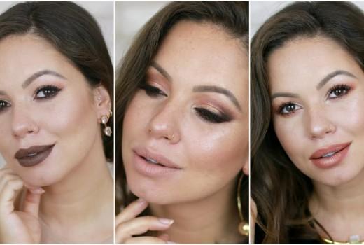 OLHO ESFUMADO | 3 Inspirações de Maquiagem para Festa
