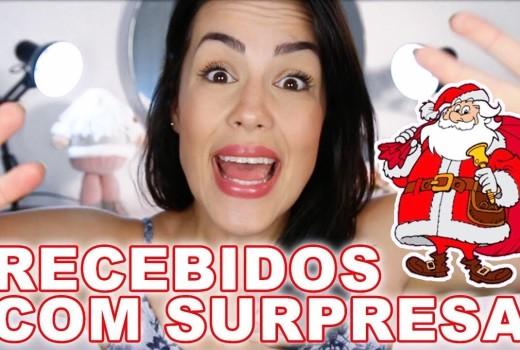 ÚLTIMO RECEBIDOS DO ANO + SUPER SURPRESA PARA VOCÊS!