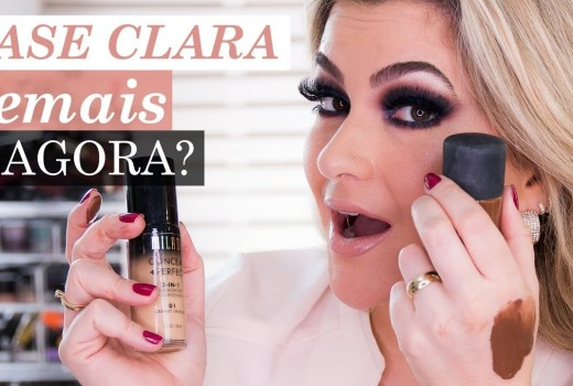 COMO ARRUMAR BASE DE COR ERRADA| ALICE SALAZAR