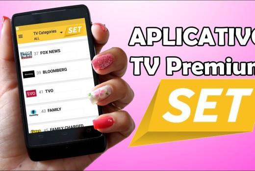 Aplicativo SET TV Premium – Juliana Santos