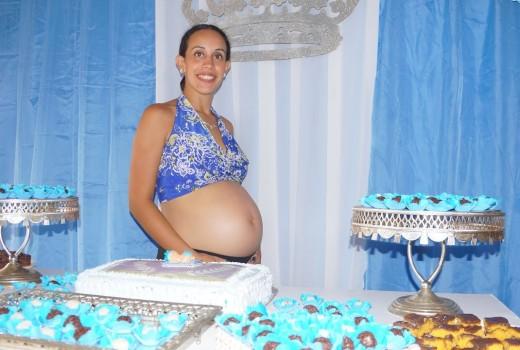 Chá de bebê – Juliana Santos